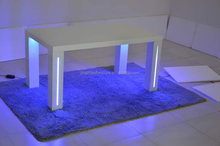 DT-4008 modern led dining table