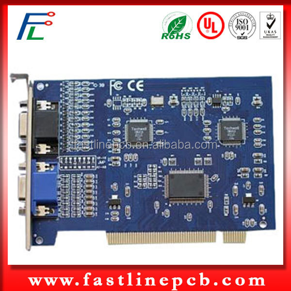 BGA pcb board assembly with fast PCBA prototype