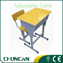 SS39 Factory Wholesale Student Adjustable Table For School Or Family