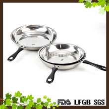 Stainless Steel Round Cooking Pan