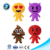 2016 Hot sale emoji doll plush stuffed soft poop emoji doll