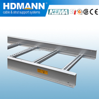 Pre-galvanized Ladder Straight Cable Tray