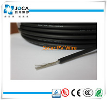 UL Standard Outdoor Photovoltaic Installation PV Wire