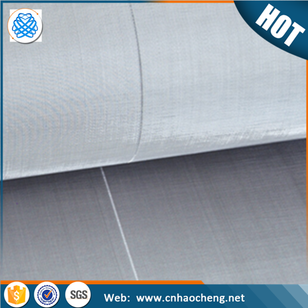 First class 20 40 60 mesh SUS 4300 AISI 430 stainless steel wire mesh metal clothing