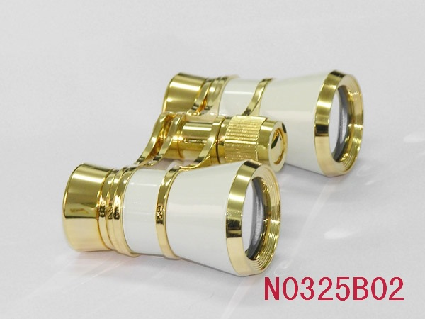Beatiful Classic Foldable Binoculars For Theater opera