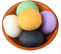 100% pure natural konjac sponge wholesale