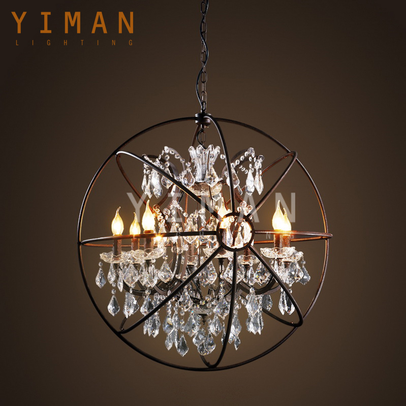 Fashion home decorative chandelier crystal beads chain