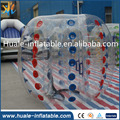 Factory High quality funny sport ball, durable Inflatable bumper ball