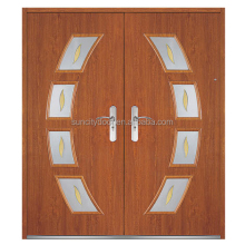 48 inch lowes waterproof metal double exterior metal door style with glass