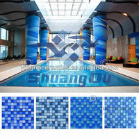 Factory Supply Wholesale Price swimming pool tiles price 48x48mm 23x23mm 240x115mm