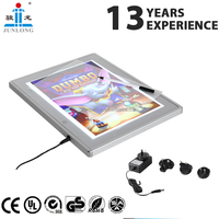New !! A4 led drawing tablet,led tracing pad