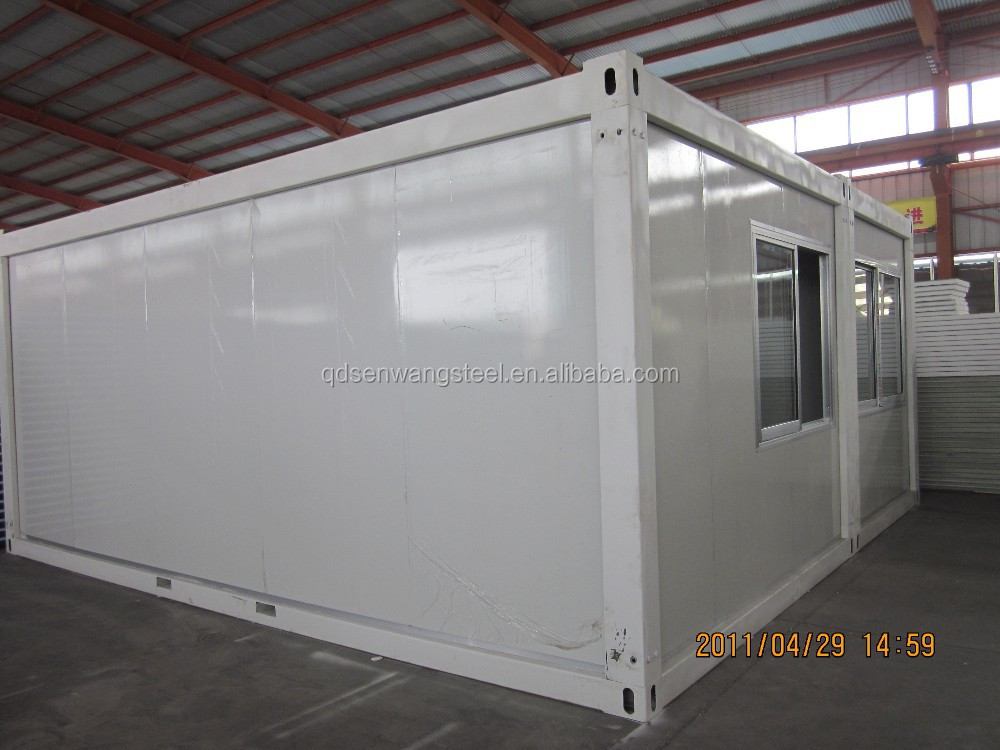 Explosion-proof light steel structure module container office with CE certificate