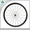 28 inch carbon bicycle wheels china 38mm depth 23mm width 3k 12k ud matte glossy 20hole front 24hole rear t700 carbon wheels