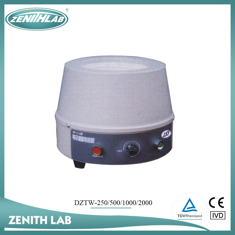 lab digital electric high quality heating mantle price DZTW-500