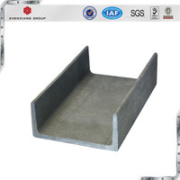 Q235 steel roof support beams steel channel sizes