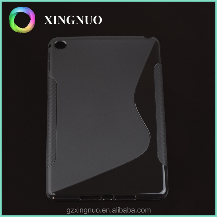 Cell Phone Case Soft Material Skin Cover for iPad Mini 4