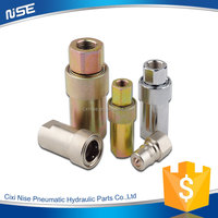 China Cixi nitto Hsp cupla series Close Type Hydraulic Quick release coupling,