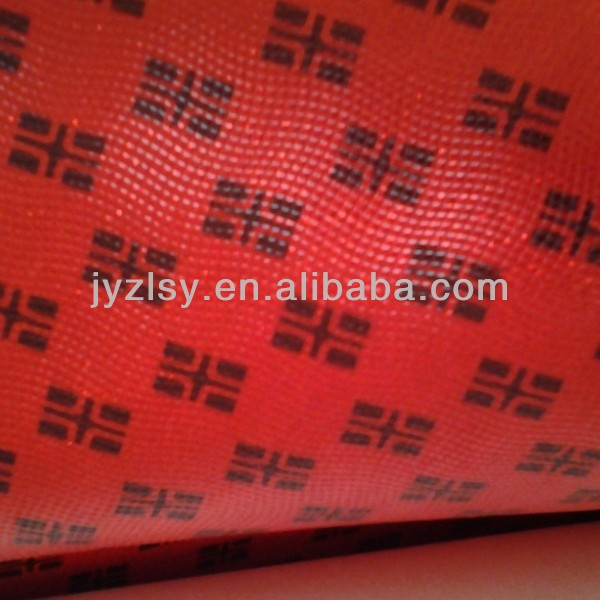 High Quality Printed Artificial Leather for Bags,etc