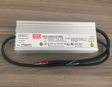 HLG-320H-C2100B, MeanWell 2100mA Dimmable LED Driver