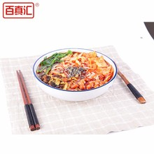 Hot sales instant noodles beef flavor Liuzhou river sanil rice noodles in bulk