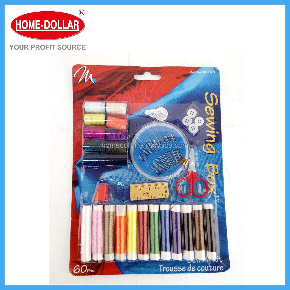 Sewing thread Suit, needle and thread sewing kit
