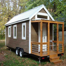 mobile house/ catering trailer/prefab house