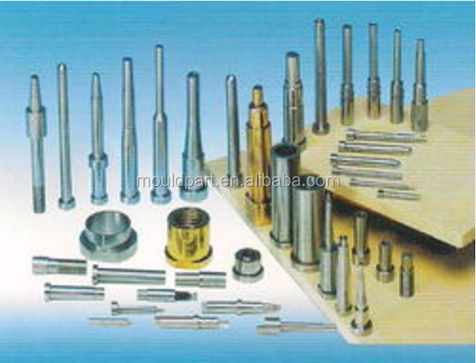 Precision steel punch for stamping mold