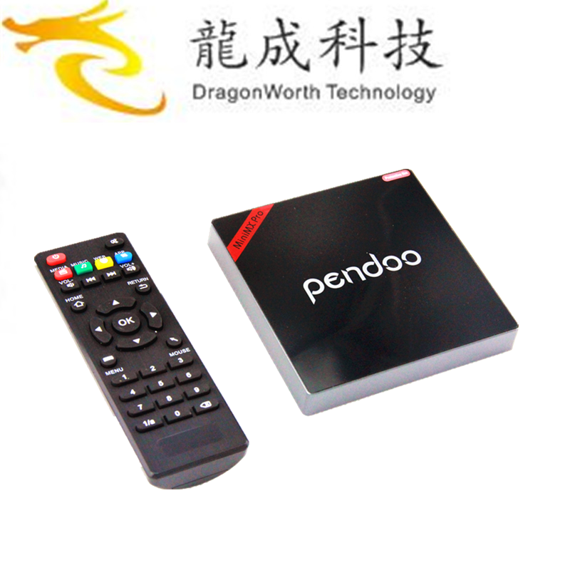 Pendoo Minimx Pro S912 2G 16G minix neo <strong>u1</strong> rk3399 android <strong>tv</strong> box Android 6.0 hd video <strong>tv</strong> box