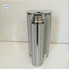 Natural gas stainless steel filter for Power Plant FACTORY