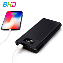 2018 Trending products mobile charger power bank portable power bank 20000mah 10000 mah