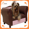 Top Quality Wholesale faux leather dog bed