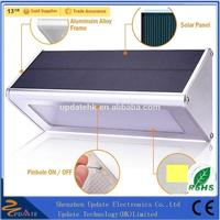 IP65 48 Led Outdoor Solar Powered