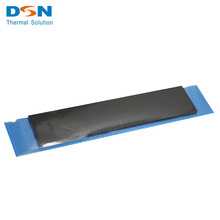 Heat Transfer Thermal Insulation Pad Cooling Gap Filler Pad