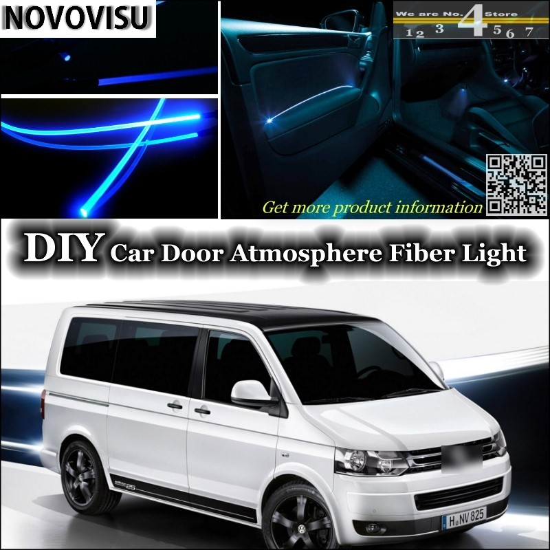 NOVOVISU Für Volkswagen VW Transporter T5 Caravelle Multivan innen ...
