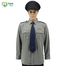 OEM and ODM Guard Office Security Corporate Apparel Color Shirt Uniform For Men