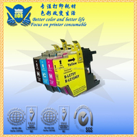 For Brother printer ink cartridge LC75 LC1240