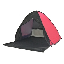Instant Pop Up Tent Beach Auto Portable Sun Shelter Shade Easy Up For Outdoor backpacking tent