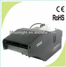 DMX512 Remote Control 3000W Haze Fog Machine/ Stage Effect Machine