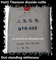 Hot Sale Products NTR-606 titanium dioxide rutile
