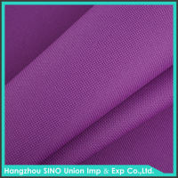 100% polyester pvc backed material for making traveling bags and tents
