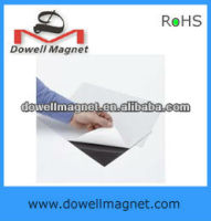 magnet sheet with adhesive back
