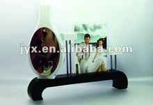 Multi designed acrylic photo/picture frames