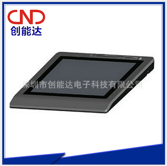 OF LCD Touch-Control Monitor with VGA + DVI + HDMI + USB