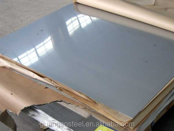 aisi mirror 202 201 Stainless Steel Metal Plate/Sheet