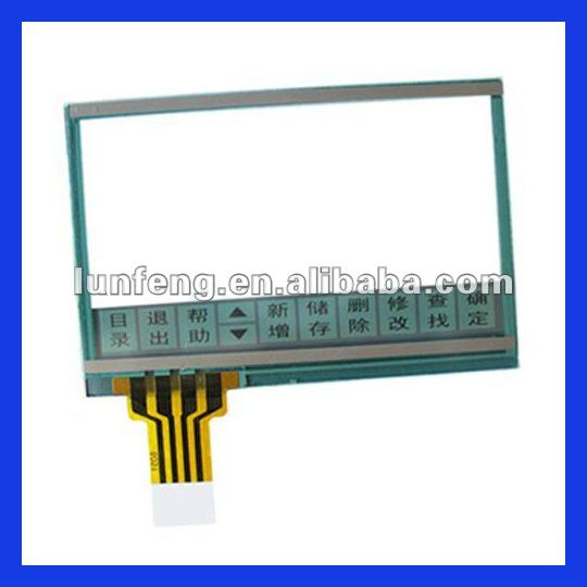 custom-made resistive 2. 8 Inch Resistive Touch Panel