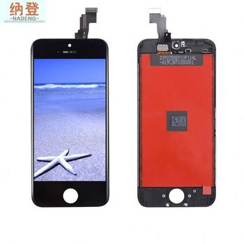 LCD factory for iphone 5C screen with good price