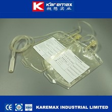 sale Sterile cpda-1 250ml double Adult blood bag