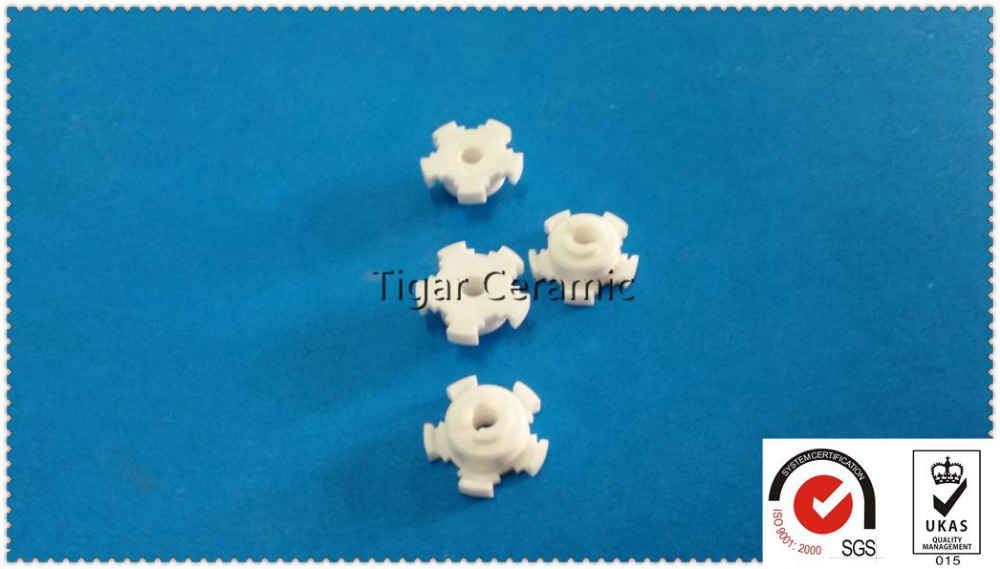 Ceramic Pump Impeller For The Chemical Industry