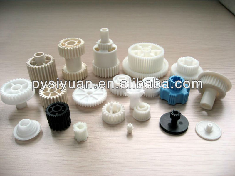 plastic injection mould,plastic gear made in China