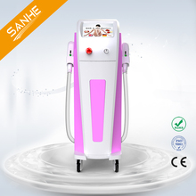 Newest Elight IPL SHR best ipl laser hair removal tensa water filter machine / hair removal system